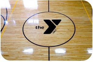 Bridgeport Y Gym Floor