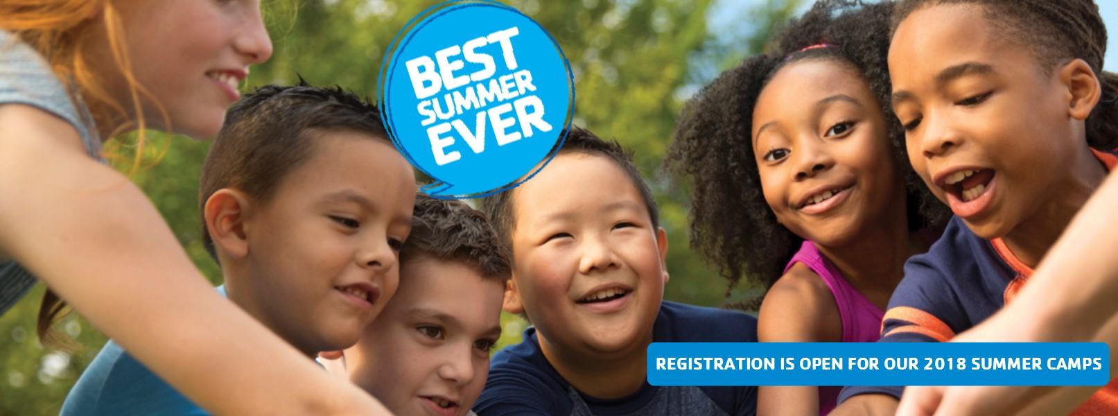 Summer Camp Registration Is Open