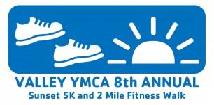 Valley Y Sunset Run 2016 Logo