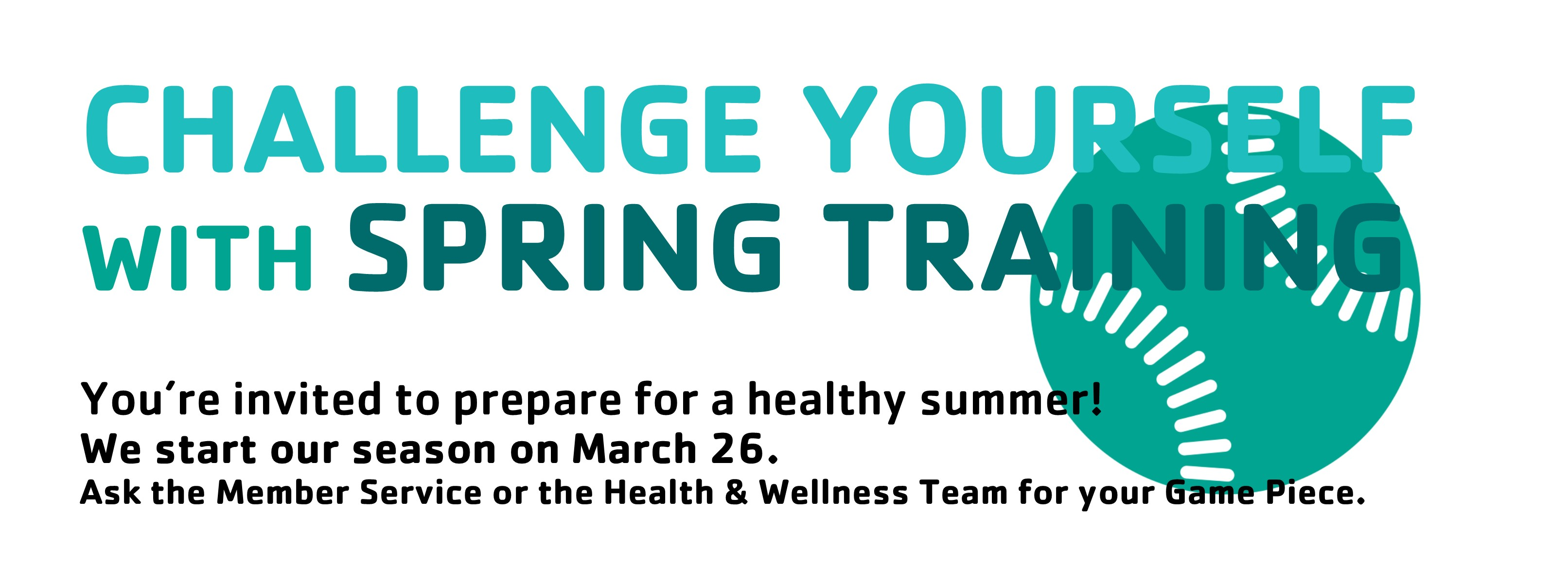 Wellness Challenge March 2018
